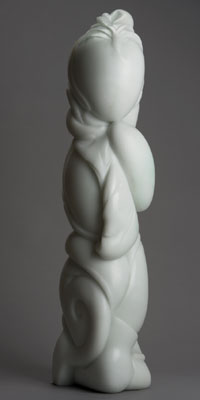 Sculpture made with Yule marble